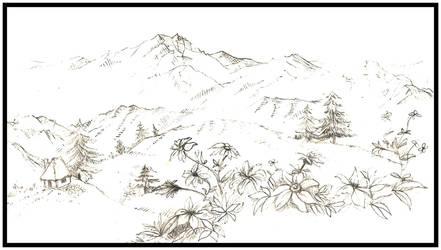 Landscape by MaelikR