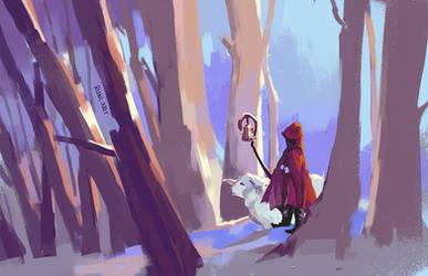Poor, lost lambs [49/365] by RamblingRhubarb