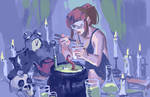 Feeding the experiment [57/365]