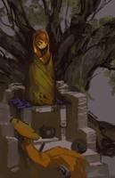 Traveller's shrine [83/365] by RamblingRhubarb