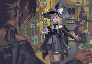The High Potion Cafe [193/365]