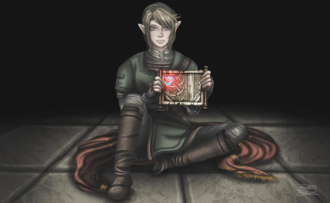 Piece of Heart by ClockworKim