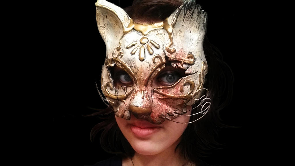 cat splicer mask by ranger26 on deviantart