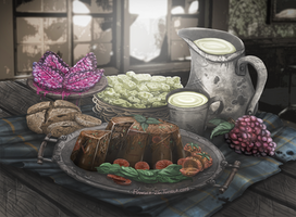 Fallout Foods: Deathclaw in Aspic