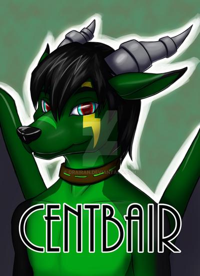 Centbair Badge by Drairan