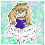 Happy Birthday Untraceablemystic