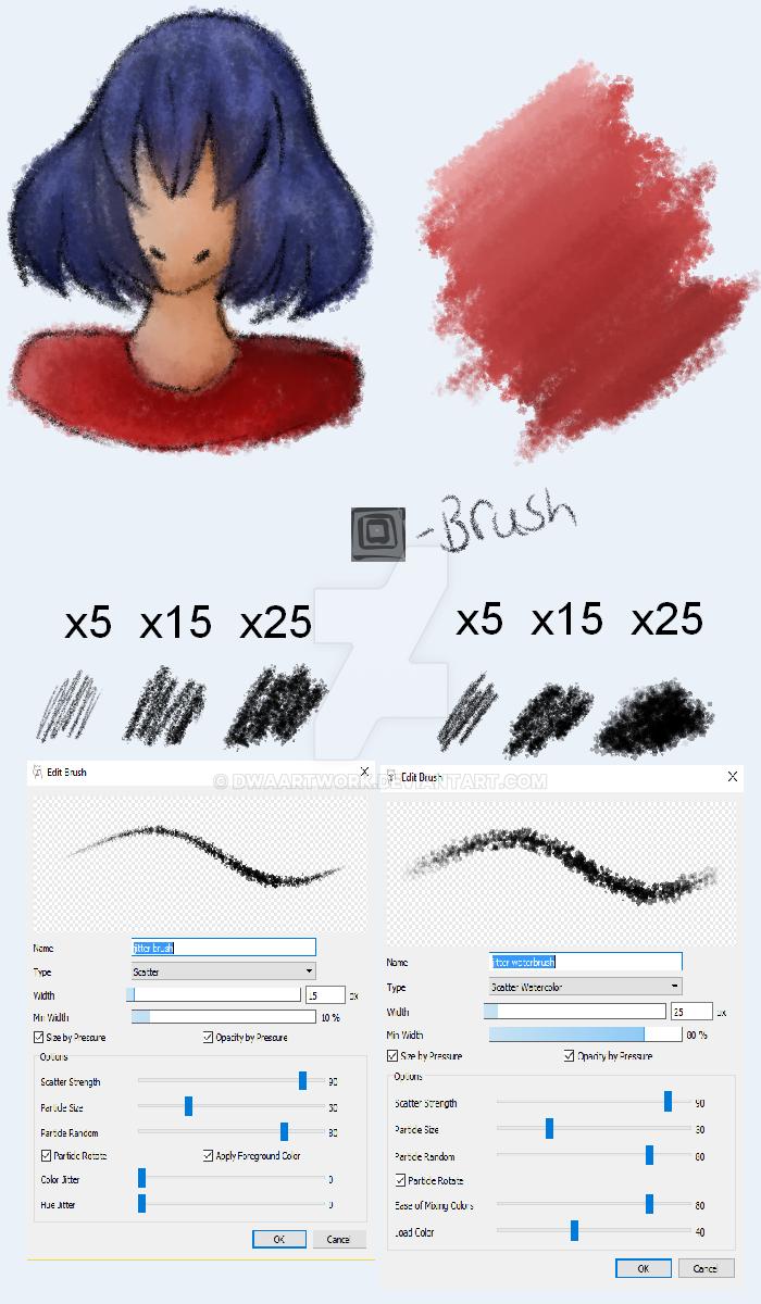 Custom Brush #2 by DWAartwork