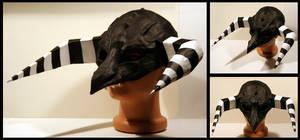 Stripey Mask