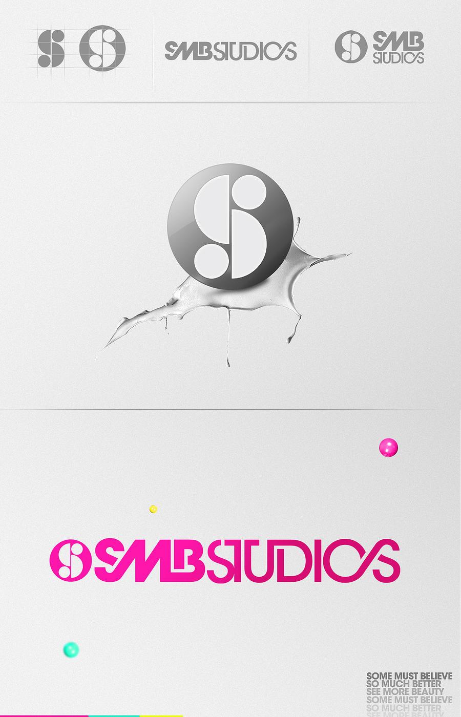 SMBSTUDIOS 2010 ReBrand Logo by crymz