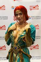 Triss Merigold cosplay 3 by Irina Meier by bardik