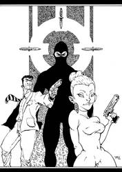 Diabolik - 50 Years Tribute by Brandir88