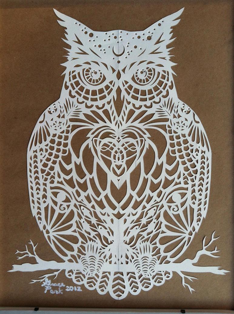 The Owl by GracePark
