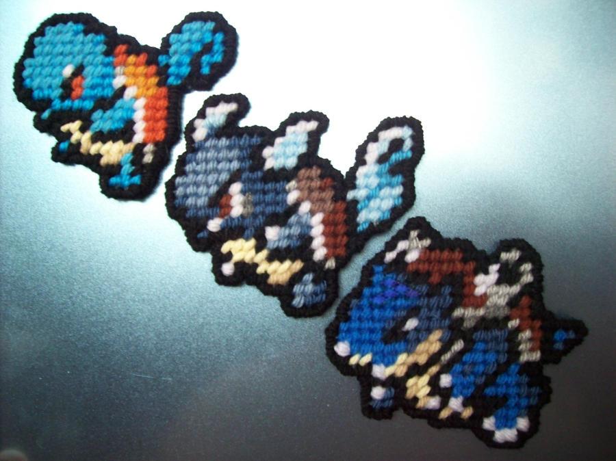 Squirtle Evolution Chain Squirtle Evolution Chain by