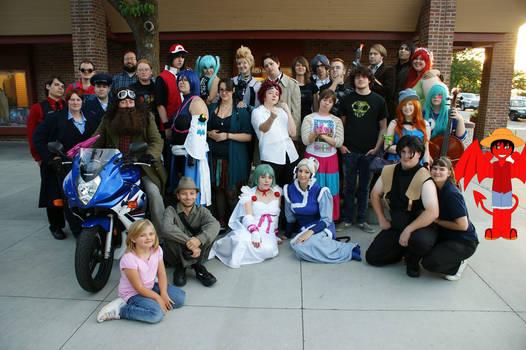 2011 Photo Shot Group Shoot