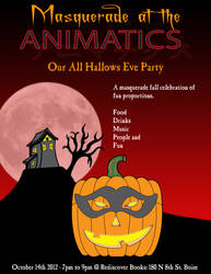 Halloween Poster by AnimaticsClub