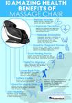 10 amazing health benefits of Massage Chairs
