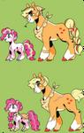 Earth Pony Profiles