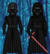 Kylo Ren - Star Wars VII by Microman181