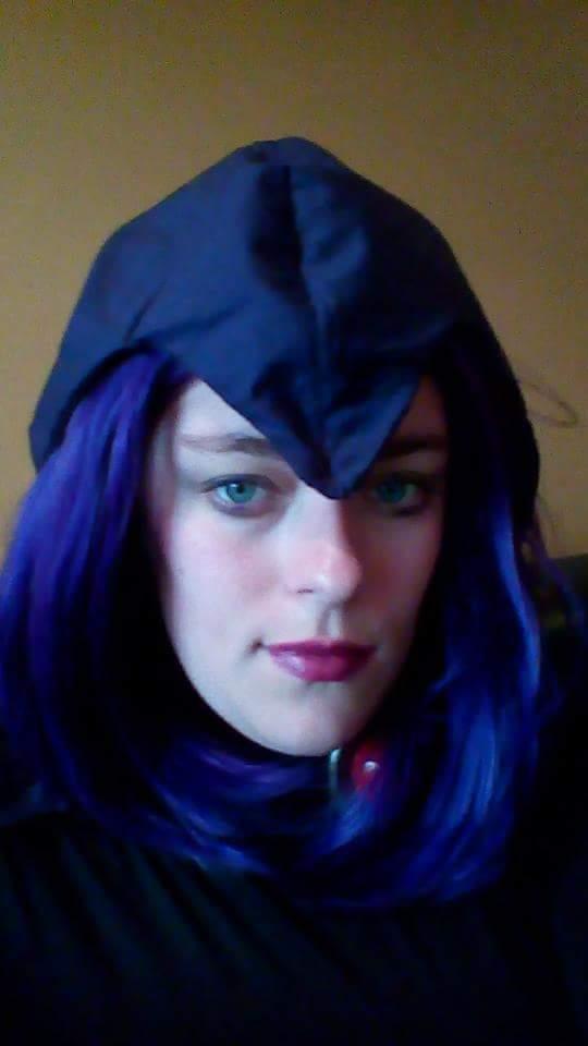 Raven selfie by MLPakroma