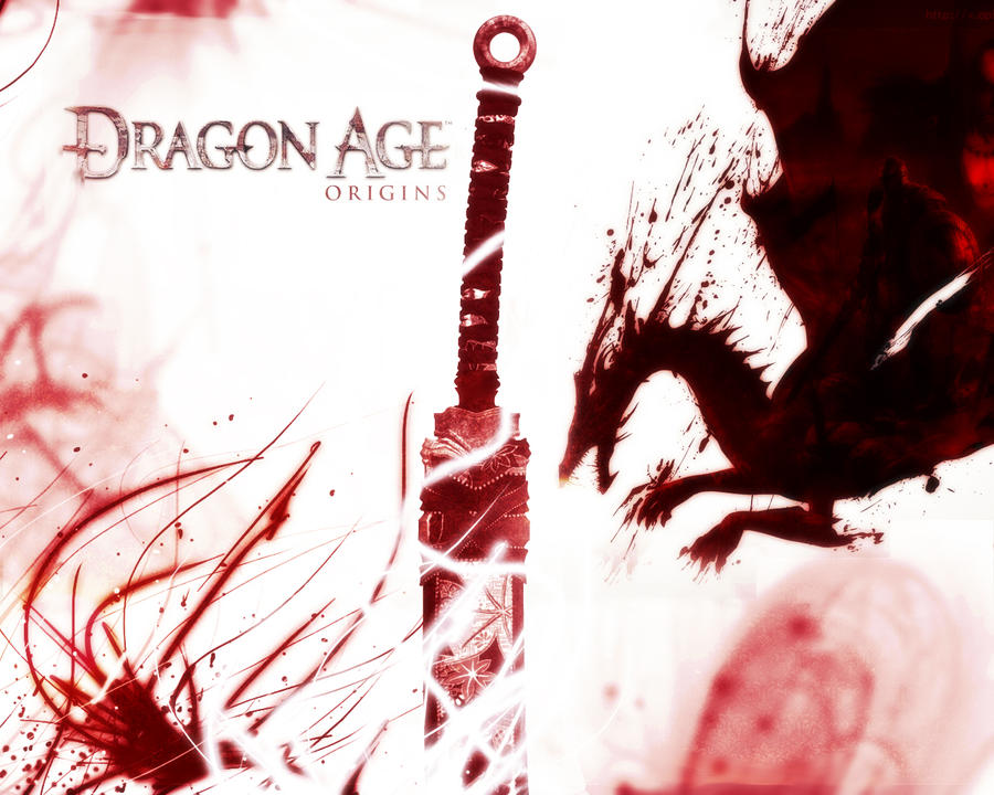 Dragon Age Origins wallpaper by jimmypage990 on deviantART