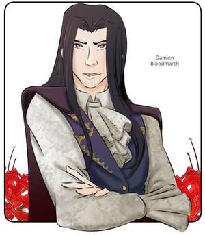 Damien Bloodmarch