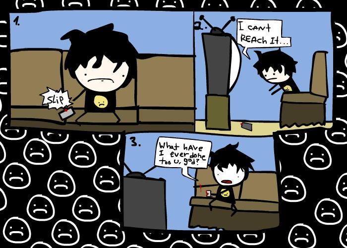 Life Of An Emo 1. by LazyMuFFin