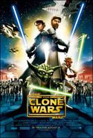 star wars clone wars poster by Firefury299