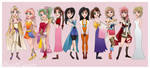 Main Ladies by BeautCannon