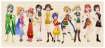 Main Ladies 3 by BeautCannon