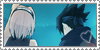 Again SasuSaku Stamp by Linkin-Lady