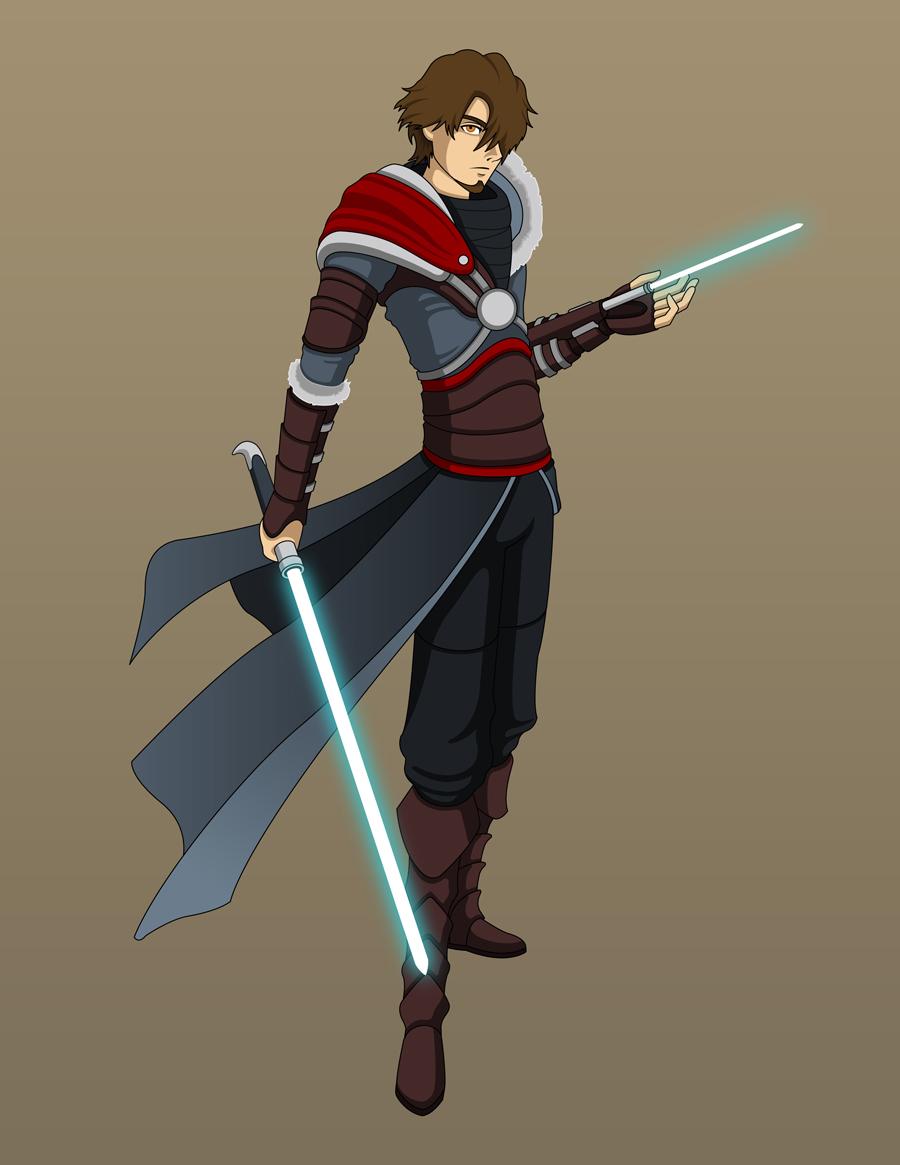 Assassins x Star Wars Concept by Jarein