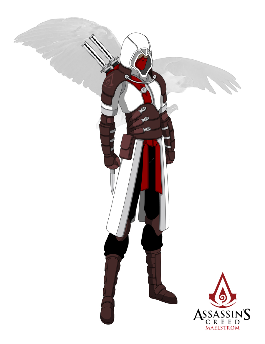 Assassin S Creed Shinobi By Jarein On Deviantart