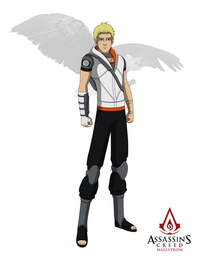 Assassin's Creed - Naruto by Jarein