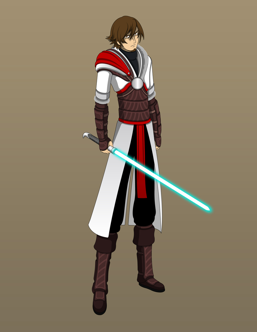 Assassin's Creed Jedi Concept by Jarein