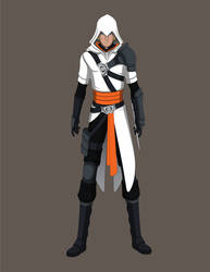 Naruto/Assassins Creed - Crossover Concept by Jarein