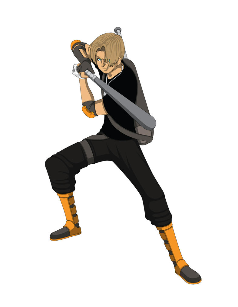 Naruto OC- Yamanaka Isshigo: Bring it! by Jarein