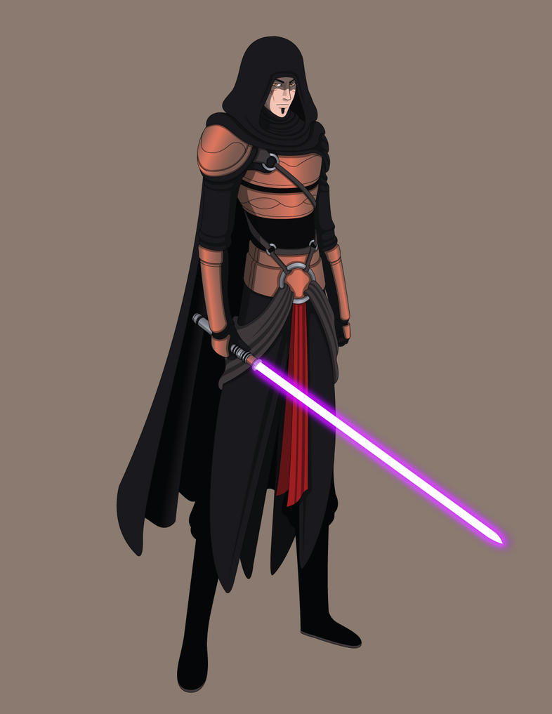 Revan The Redeemed - Unmasked Version by Jarein