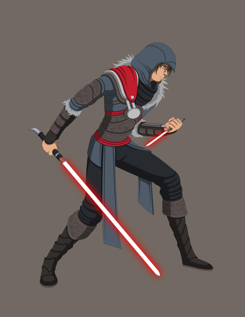 Star Wars - A/Creed Crossover Concept 3.0 by Jarein