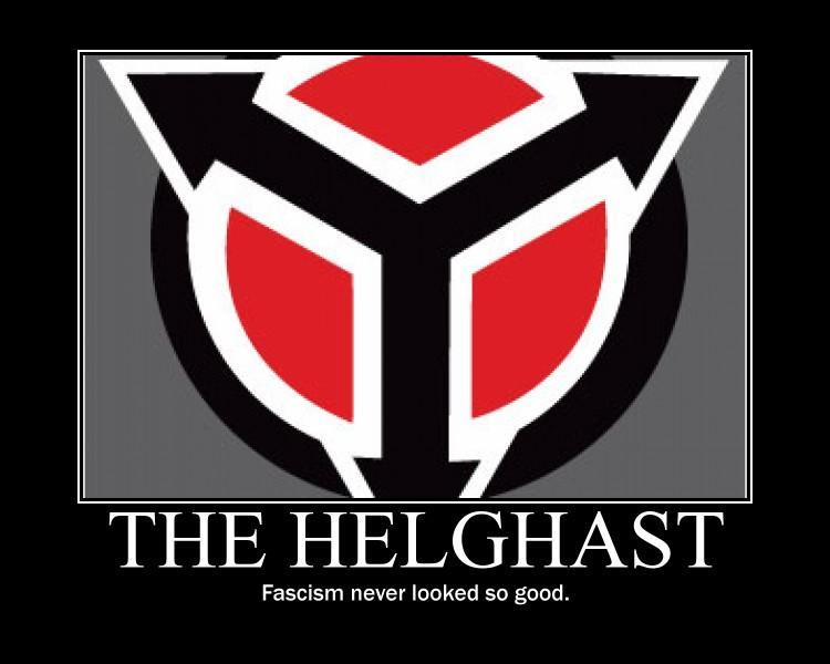 The Helghast motivator by MadaiTalmai on DeviantArt  The Helghast mo...