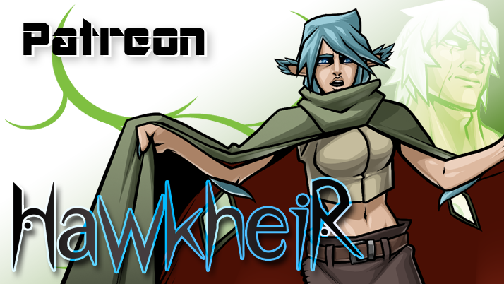 Patreon Banner wip by Reabault