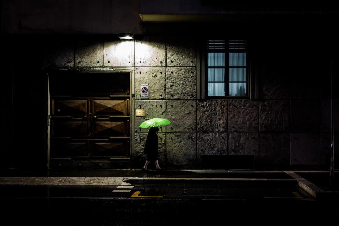 The rain by simonacapriani