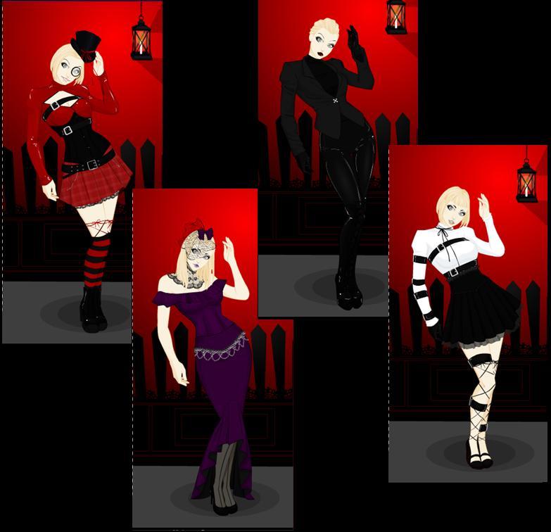 Gothic Sex Game 91