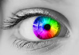 Rainbow Eye by TacoApple99