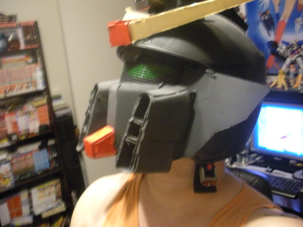 Gundam Motorcycle Helmet Gundam Helmet Wing Gundam