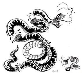 Divided Snake
