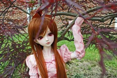 Sakura - Red Leaves by ArbothxthexInsane
