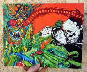 Skinner/Boneface canvas, December 2015