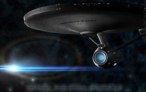 NCC-1700 The final frontier by sergbel