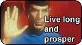 Live Long And Prosper by sergbel