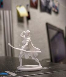 Woman Ranger Miniature